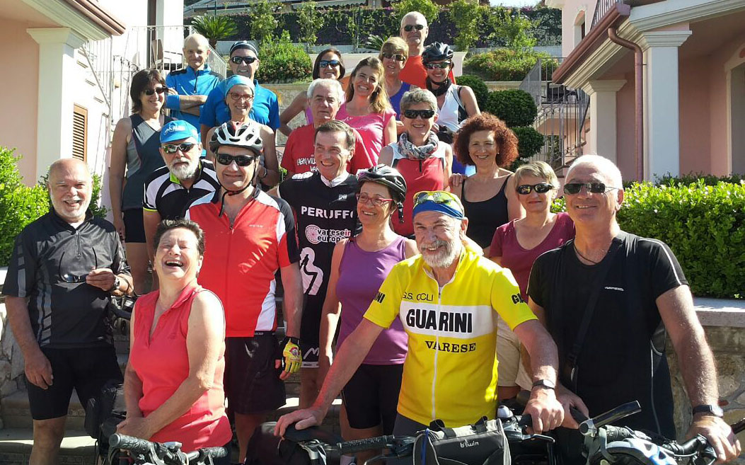 Gruppo3mari a Castrocucco-Maratea