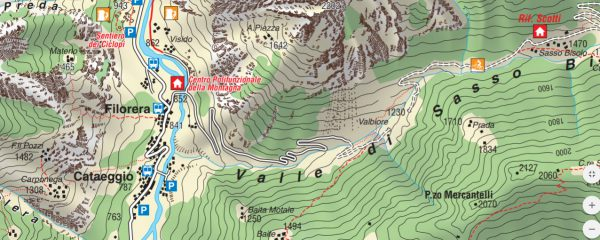 Valle Sasso Bisolo